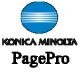 Konica Minolta  PagePro